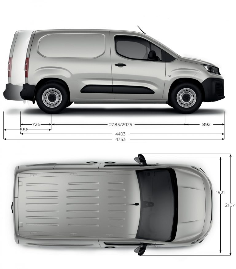 Peugeot Partner Descripcion